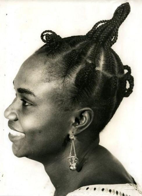 Прически девушек Африки (12)