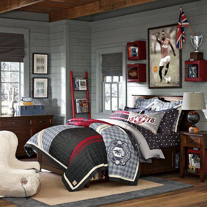 Убранство комнат американских подростков (14)