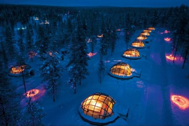 20 самых удивительных отелей в мире (1)