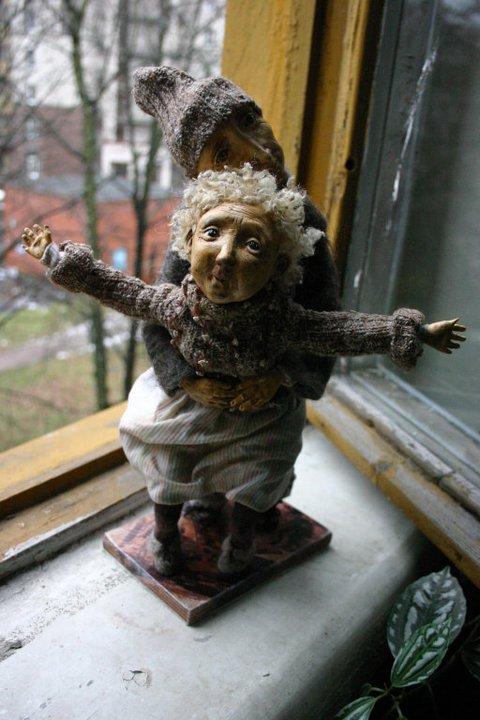 Волшебные войлочные куклы (14)