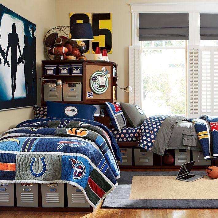 Убранство комнат американских подростков (19)
