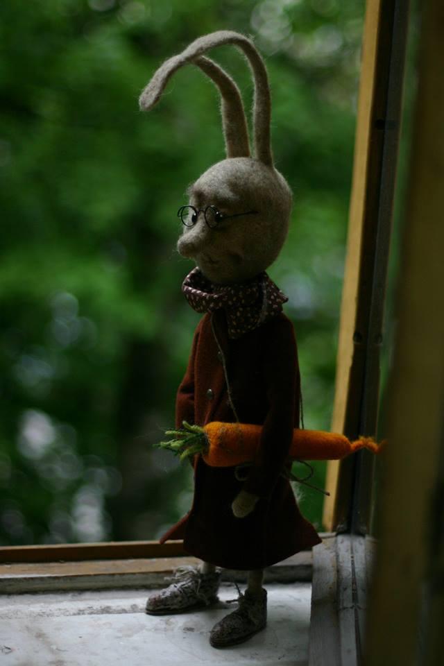Волшебные войлочные куклы (20)