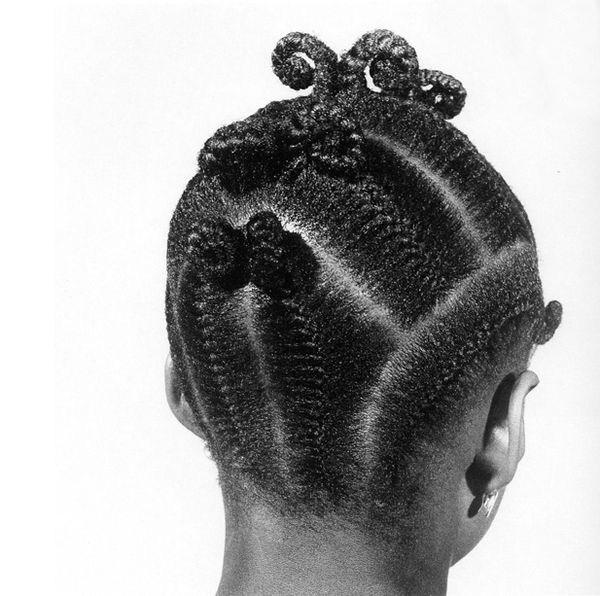 Прически девушек Африки (20)