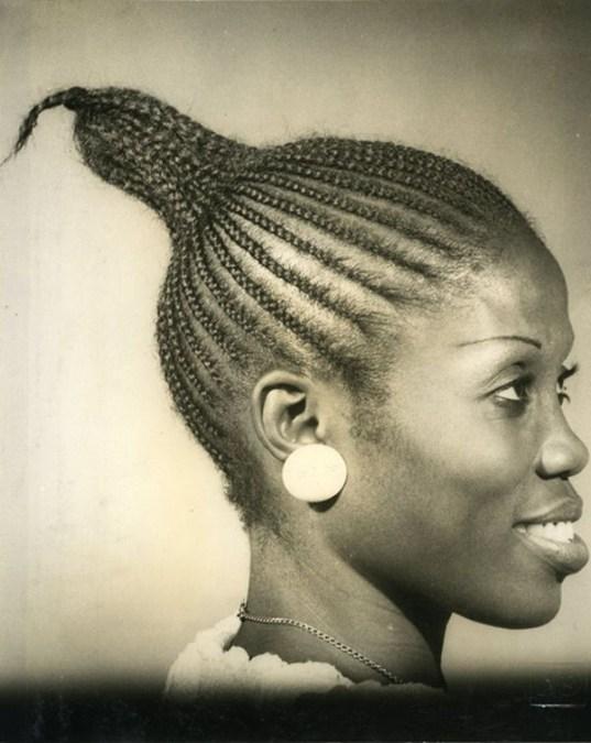 Прически девушек Африки (3)