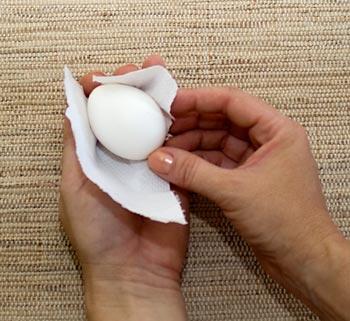 Декоративное окрашивание яиц (2)
