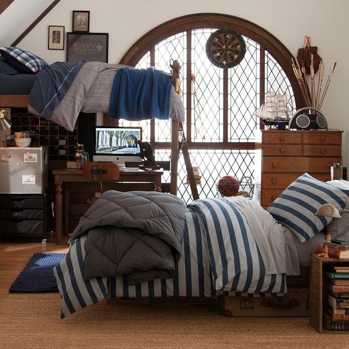 Убранство комнат американских подростков (24)