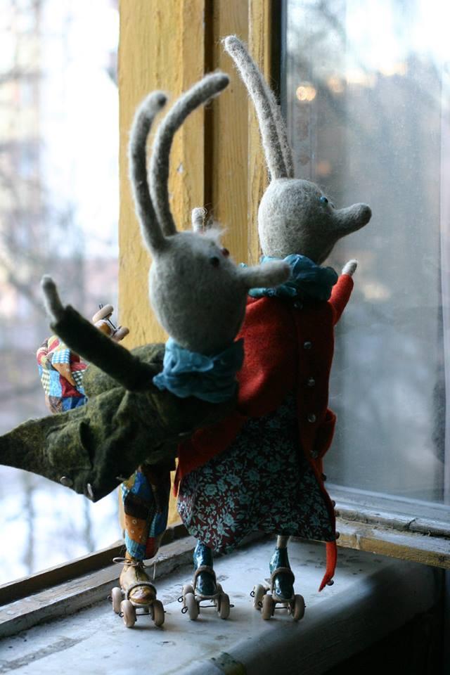 Волшебные войлочные куклы (28)