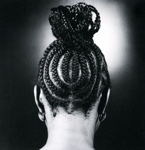 Прически девушек Африки (27)