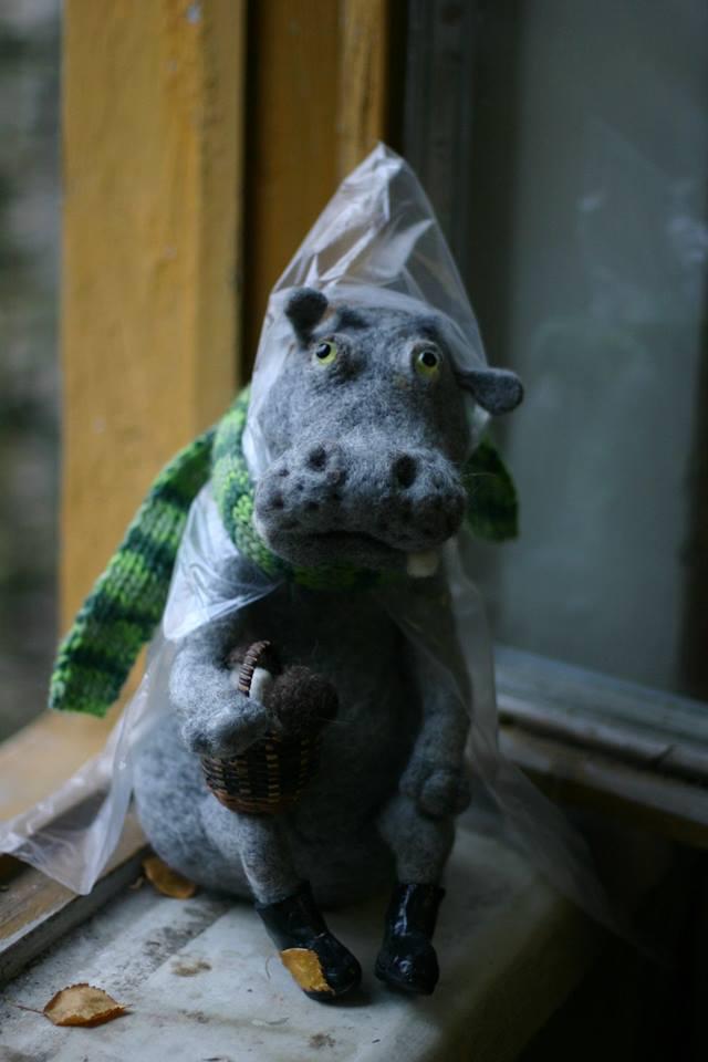 Волшебные войлочные куклы (30)