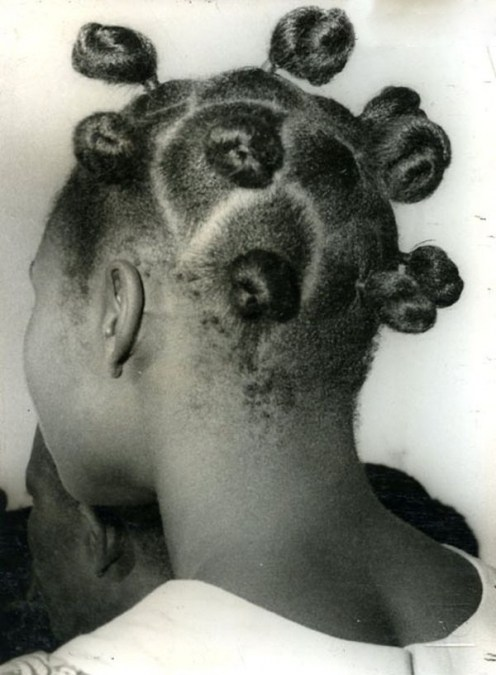 Прически девушек Африки (4)