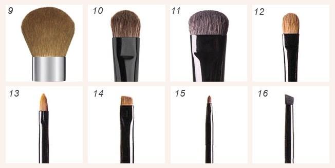 Кисти для макияжа и их описание (3)