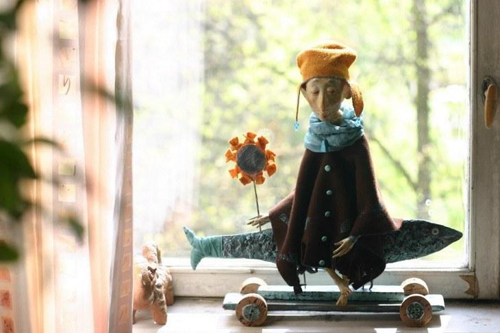 Волшебные войлочные куклы (36)