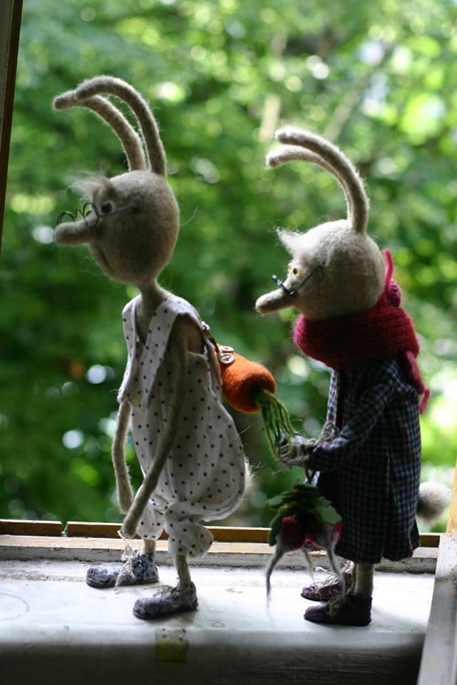 Волшебные войлочные куклы (39)