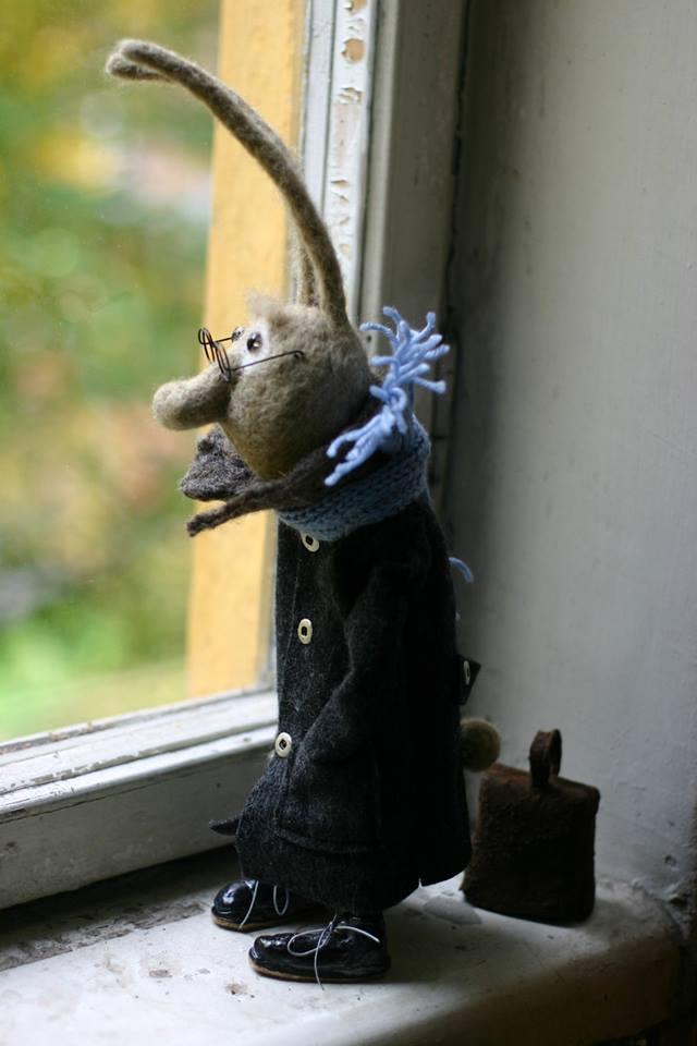 Волшебные войлочные куклы (46)