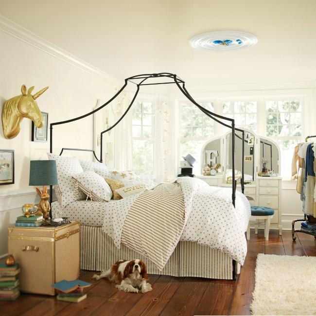 Убранство комнат американских подростков (5)