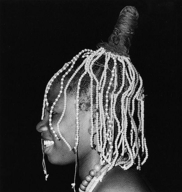 Прически девушек Африки (8)