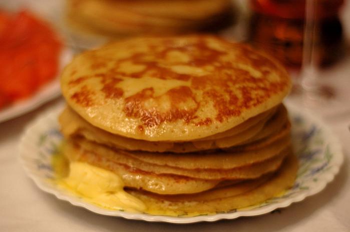Как правильно печь вкусные блины (4)