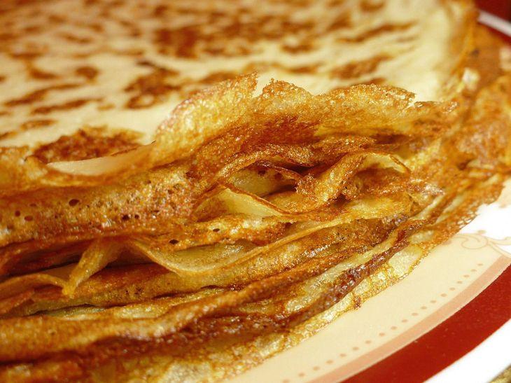 Как правильно печь вкусные блины (1)
