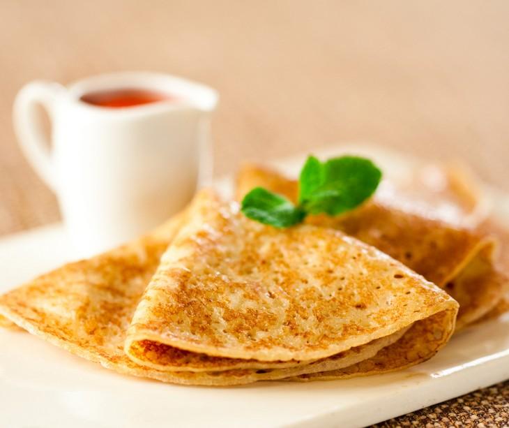Как правильно печь вкусные блины (2)