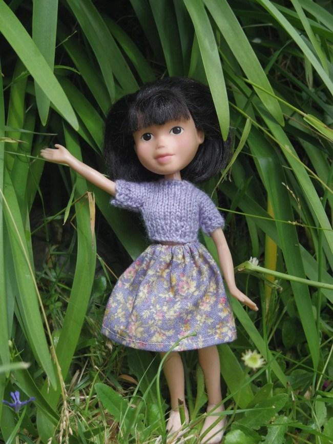 Если смыть макияж с куклы (4)