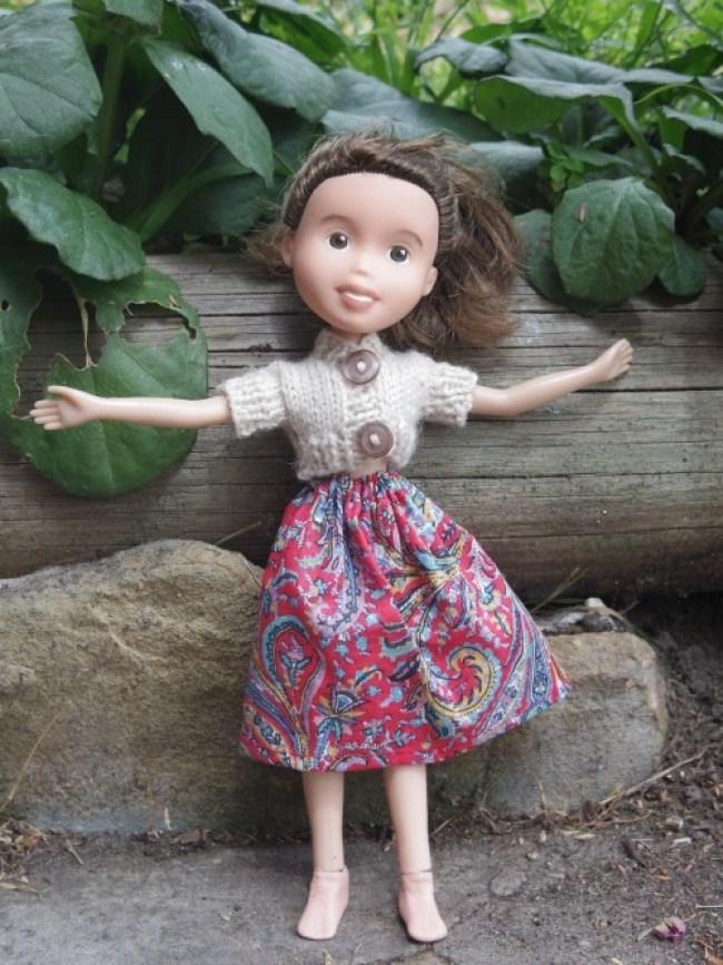 Если смыть макияж с куклы (7)