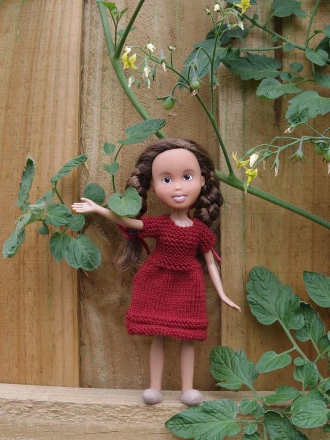 Если смыть макияж с куклы (9)