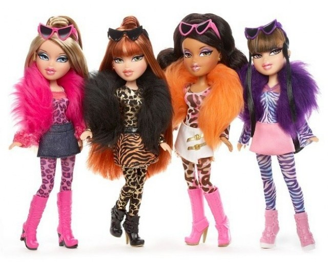 Если смыть макияж с куклы (11)