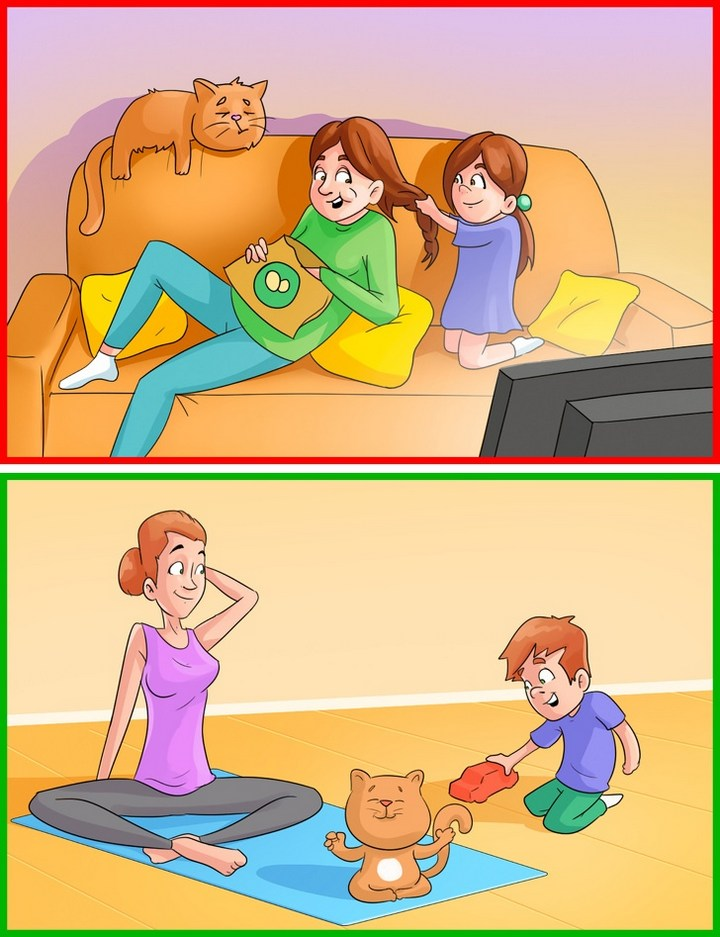 9 ошибок родителей, которые могут серьезно испортить будущее их детям (4)