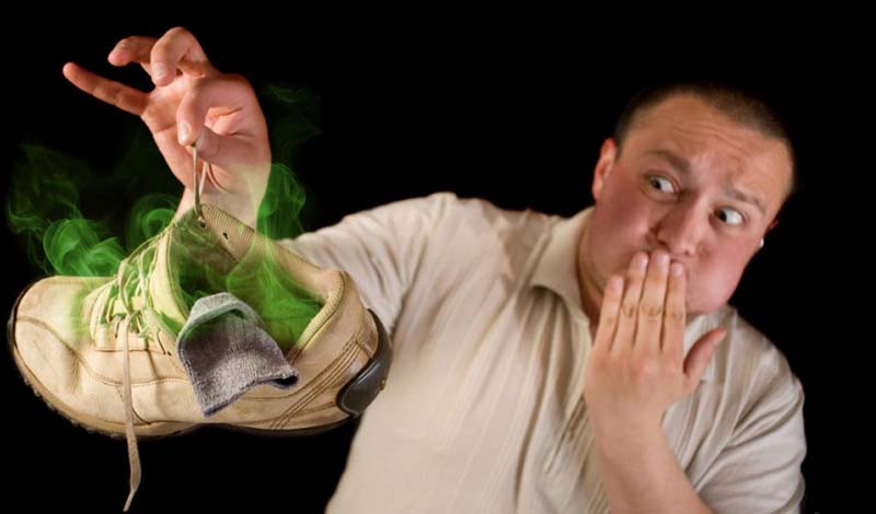 Как избавить обувь от неприятного запаха (1)