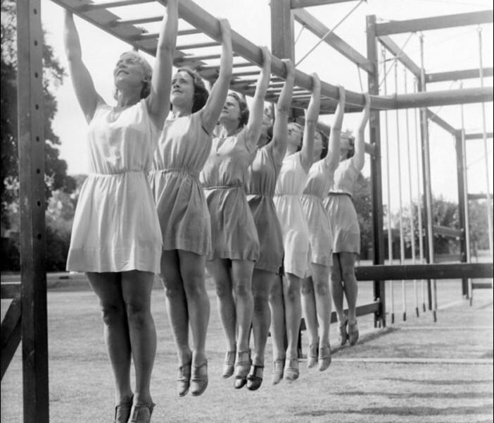 Девушки советской эпохи (15)