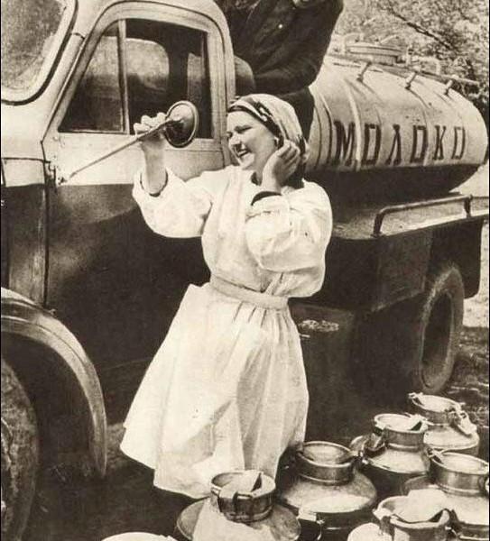 Девушки советской эпохи (19)